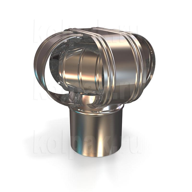 Круглый колпак для трубы